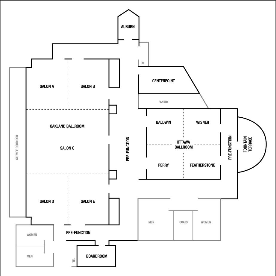 Centerpointmarriott Penguicon Info